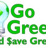 Go-Green-Save-Money