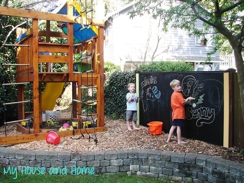 31 Ways to Make Your Backyard Awesome This Summer - Thifty Sue