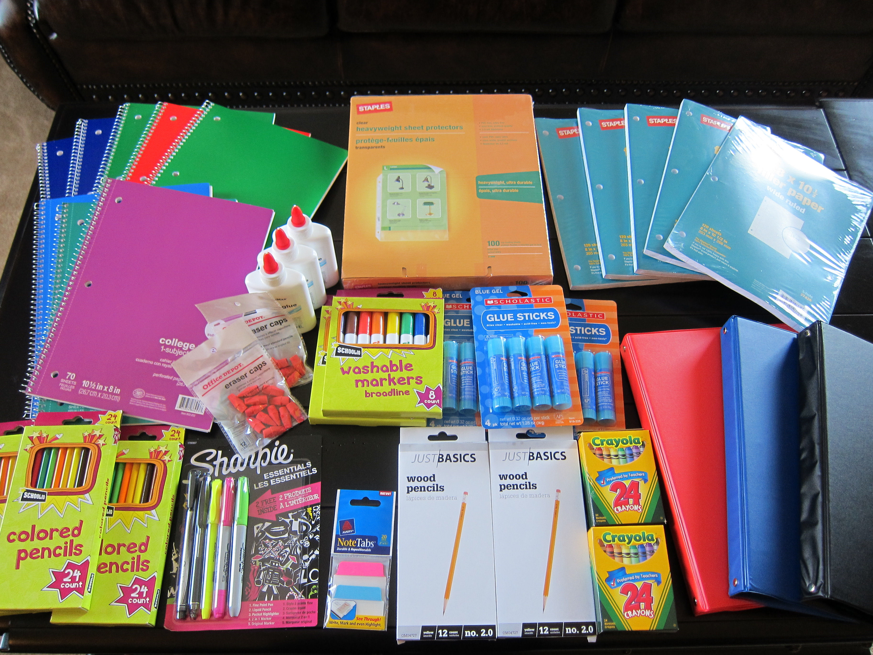 How To Save Money On School Supplies Thifty Sue