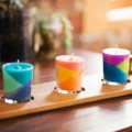 DIY Homemade Crayon Candles!