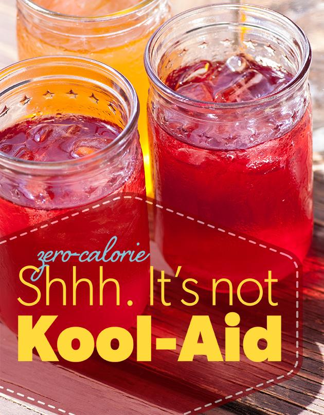 Easy Homemade 'Non-Kool Aid' Beverage