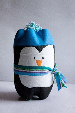 DIY Penguin Craft