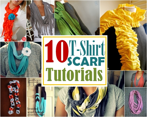 scarf-tutorials