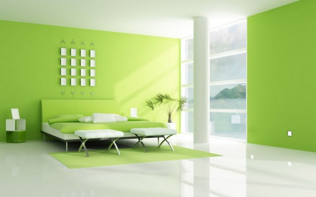 greeen-room