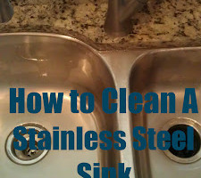 How to Keep a Stainless Steel Sink Clean